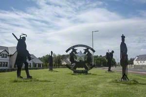 Cameronians Scottish Rifles Memorial
