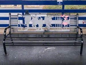 First World War Bench