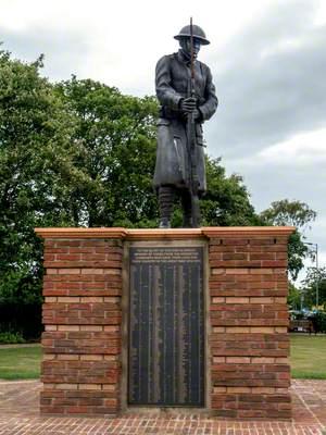 Ashington War Memorial