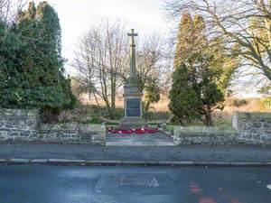 Chevington and Broomhill War Memorial