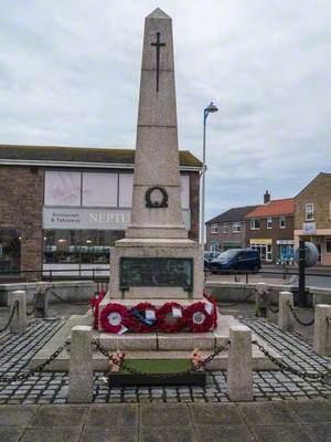 Seahouses War Memorial