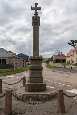 Lucker War Memorial