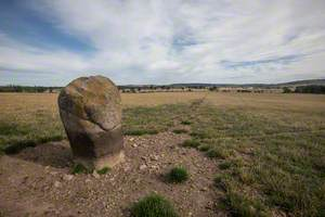 Yeavering Battle Stone
