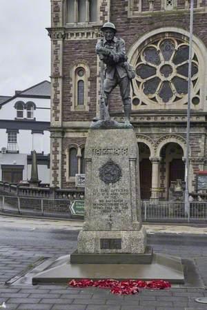 Monmouthshire Regiment Memorial