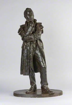Maquette for 'Joseph Pease'
