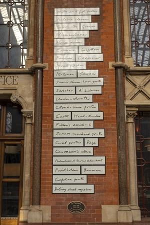 St Pancras War Memorial