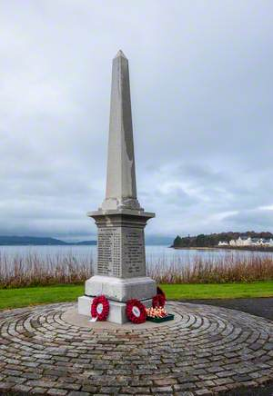 Inverkip War Memorial