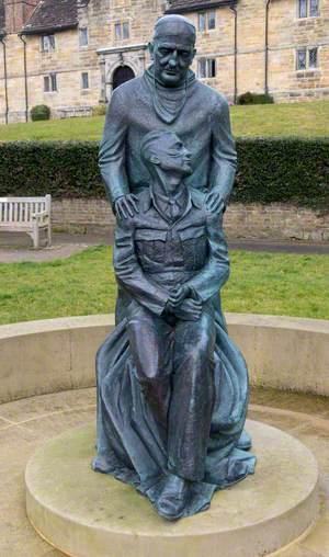 Archibald McIndoe (1900–1960) Memorial Statue