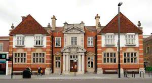Eltham Library