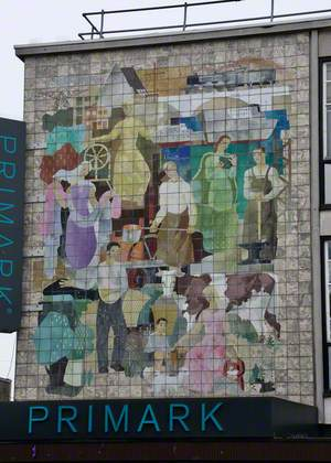Co-operative Wholesale Society Mural