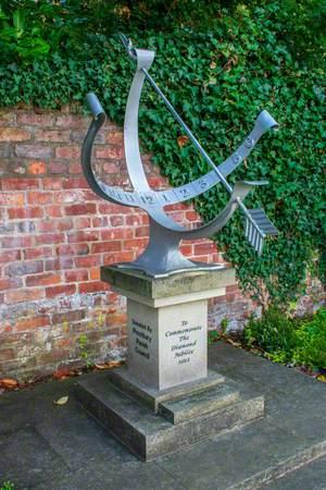 Elizabeth II Diamond Jubilee Memorial Sundial