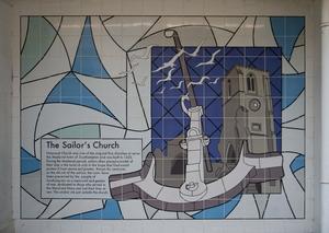 The Sailors' Church Mural