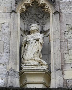 William of Wykeham in Prayer