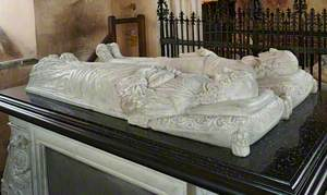 Sir Edward Hungerford III (1596–1648) and Lady Margaret Hungerford (1603–1672)