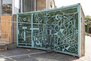 Mowbury Park Gates