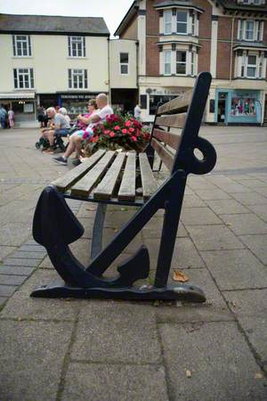 Anchor Seat (Teignmouth Triangles Project)