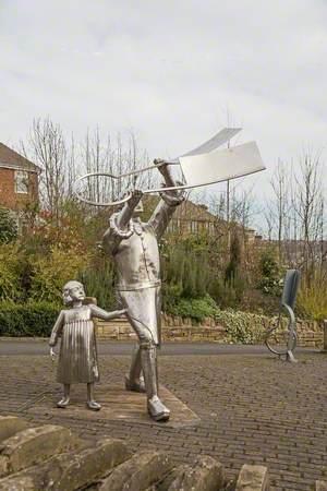 Luddite Memorial