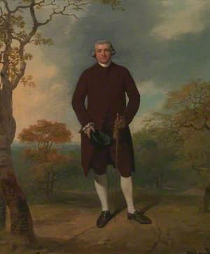 A Man Called George Basil Woodd