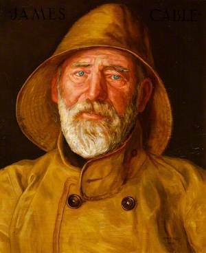 James Cable, First Coxswain Lifeboat (1887–1917)