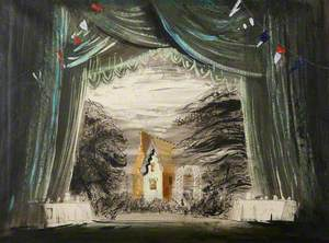 'Albert Herring' – Marquee at the Vicarage