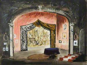 'Albert Herring' – Lady Billows' House