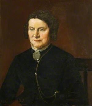 Louisa Garrett, née Dunnell (1813–1903)