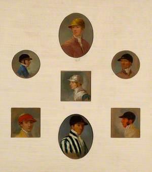 Studies of Sixteen Jockeys III
