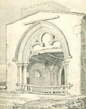 South Porch, Hunstanton Church