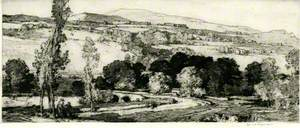 Little Winding Road, Manifold Vale, Derbyshire