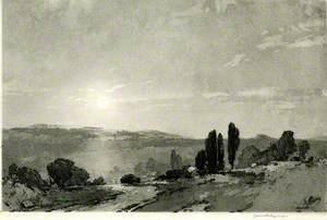 Moonrise, Otley