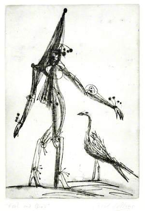 Fool and Bird