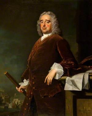 Admiral Edward Vernon (1684–1757)