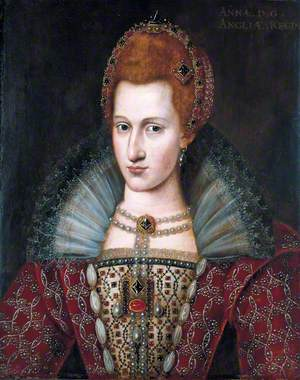 Anne of Denmark (1574–1619), Queen Consort of James I