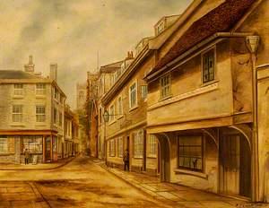 Old Warehouse, Turret Lane, Ipswich