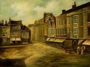 The Cornhill, Ipswich