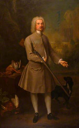 Sir Charles Blois (1657–1738), 1st Bt, MP for Ipswich and Dunwich