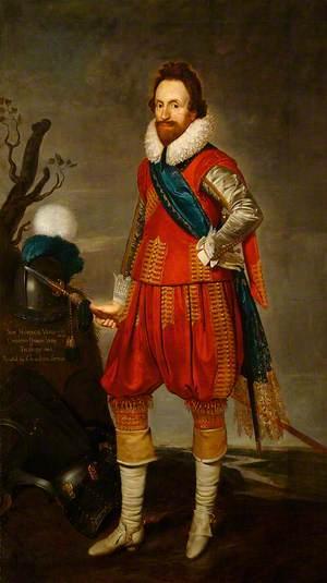 Sir Henry Peyton (d.1622–1623)