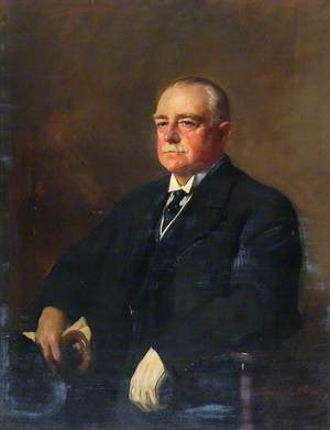 Sir Arthur Churchman (1867–1949), Lord Woodbridge