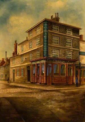 'The Sickle Inn', King Street, Ipswich