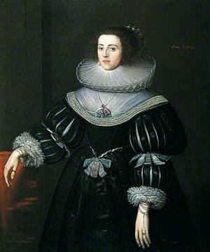 Anne Cotton (c.1615–c.1646), Lady John Denham