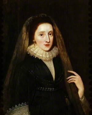 Portrait of a Lady of the Boleyn Family