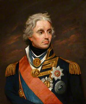 Admiral Horatio Nelson (1758–1805), 1st Viscount Nelson, KB