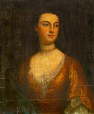 Portrait of a Lady of the Fonnereau Family
