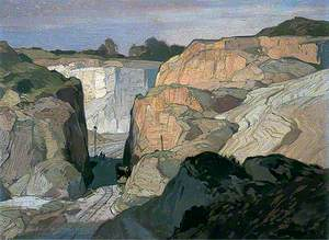 In the Big Quarry