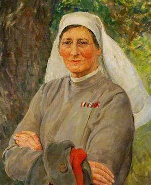 Caroline Amey Ruark, Matron of St Audry's Hospital (1929–1947)