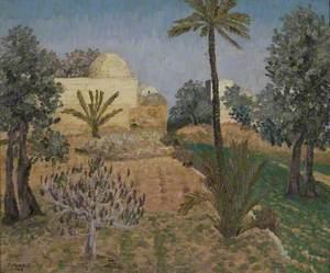 Gardens in the Isle of Djerba