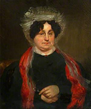 Sarah Garrett, née Balls (1776–1851)