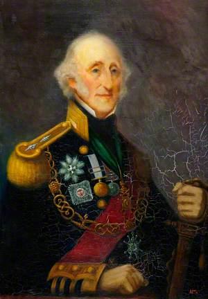 Sir Charles Bullen KCH, KCB, GCB (1768–1853)