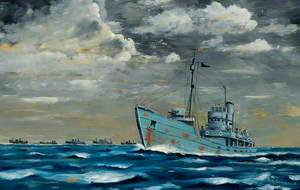 HMS 'Northern Sky'