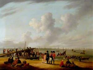 Yarmouth Jetty, 1803